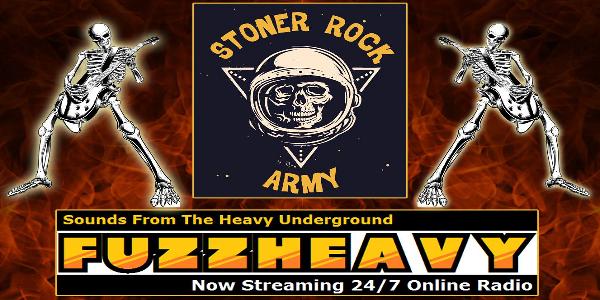 FuzzHeavy & Stoner Rock Army - 24/7 Online Radio | FuzzHeavy